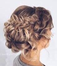 Formal Hair Design