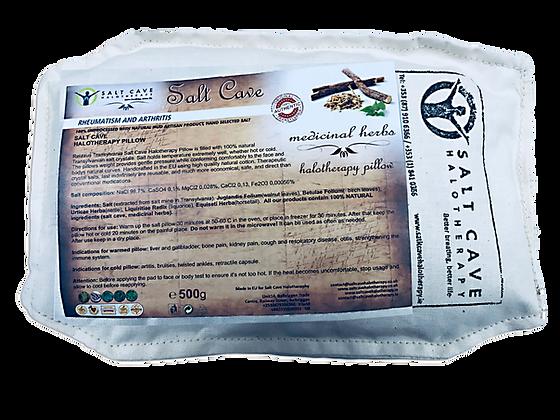 Salt Pillow - Medicinal Herbs