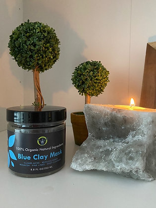 Blue Clay Mask