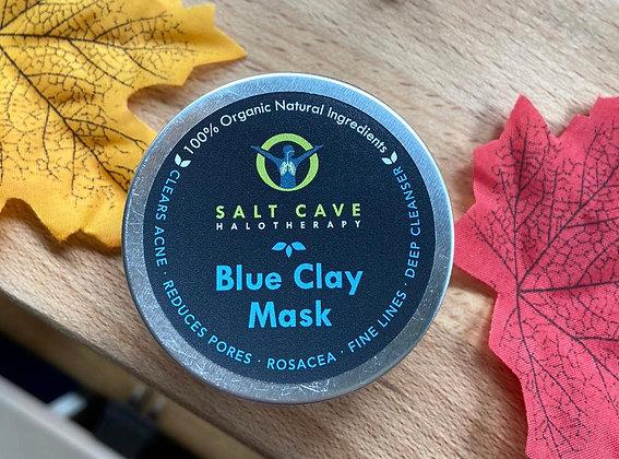 Mini Blue Clay Face Mask