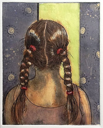 """Braided"" by Eve Furchgott"