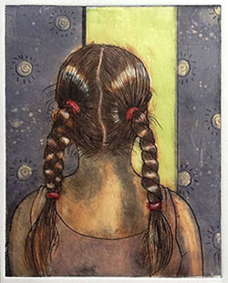 """""""Braided"""" by Eve Furchgott"""