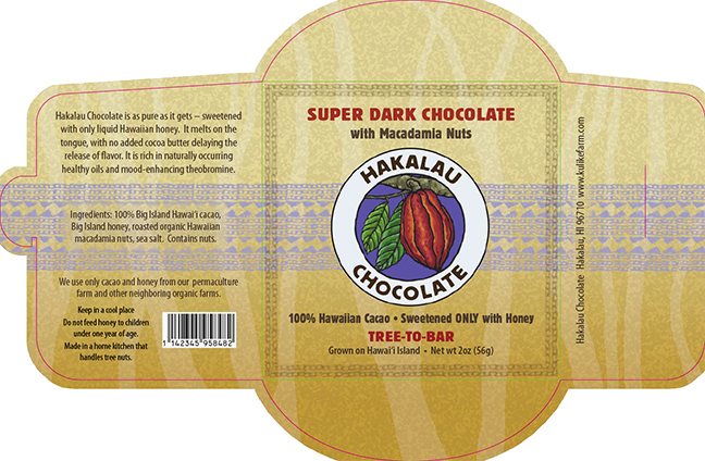 Hakalau Chocolate