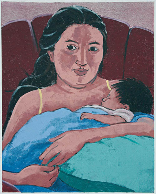 """Mother and Infant"""