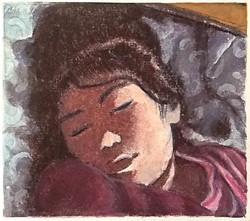 """""""Sleeping Girl"""""""