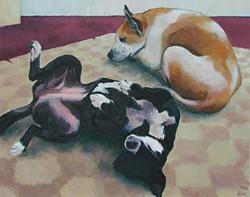 """""""Dog's Life I"""""""