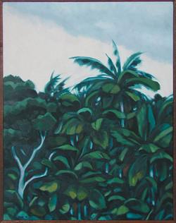 """Dusk Palms"""