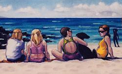 """""""Beach Babes"""""""