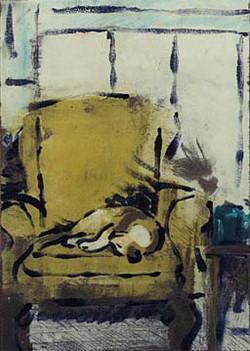 """The Golden Chair"""