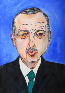 Recep Tayyip Erdogan (2019)
