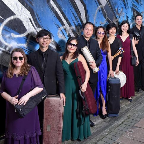 香港城市室樂團