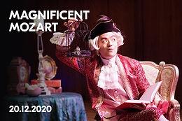 Magnificent Mozart Concert Cancellation