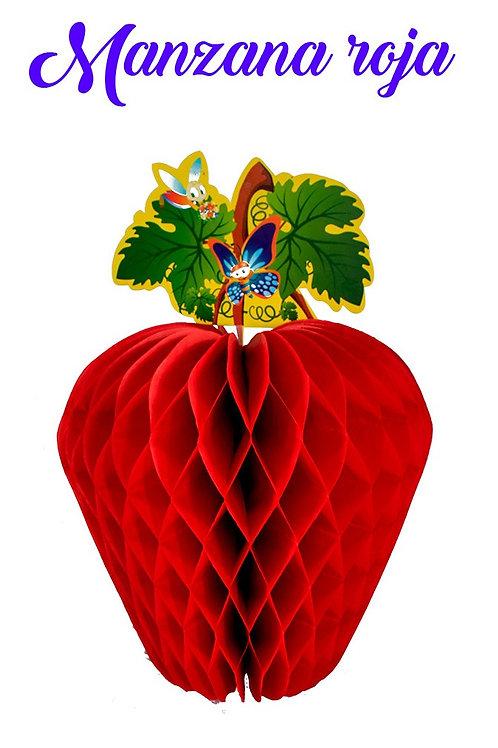 Papel Picado - Manzana