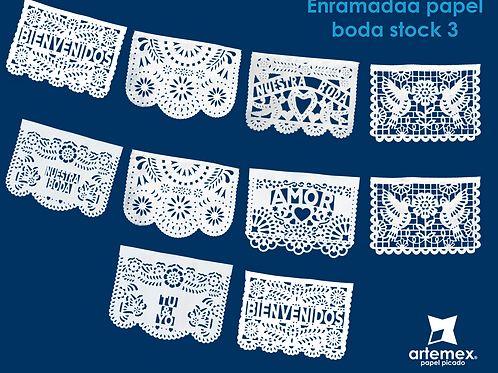 Enramada Boda Stock 3
