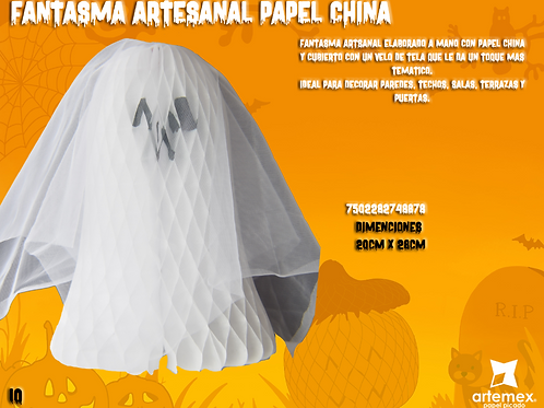 Fantasma Artesana Papel China