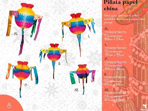 Papel Picado - Piñata Papel china