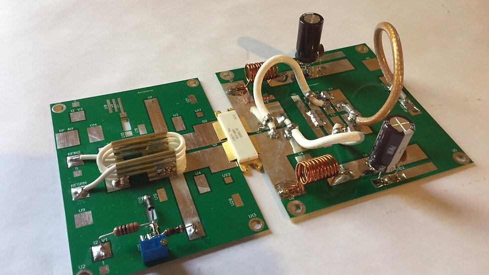 1.25 Meter (220 to 230MHz) 1000 Watt LDMOS RF Amplifier Board