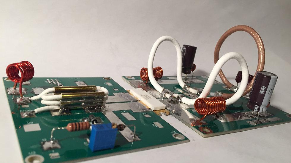 2 Meter (144 to 148MHz) 1000 Watt LDMOS RF Amplifier Board