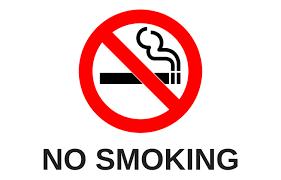 No Smoking Reminder, Plus Resources For Quitting