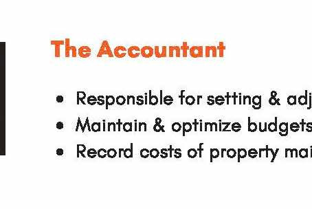 The Accountant - Optimizing Budgets & Property Maintenance Costs