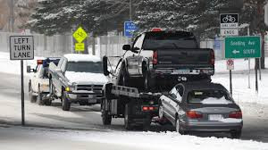 How Not To Get Towed This Winter!