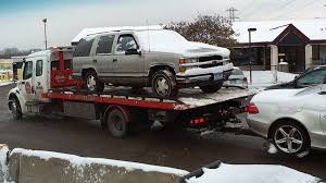 Move Your Abandoned Cars Before The Snow Hits!