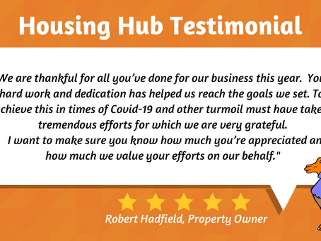 We Want To Hear From Our Property Owners!