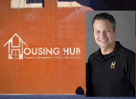 Housing Hub History: Our CFO Tom Gallagher!