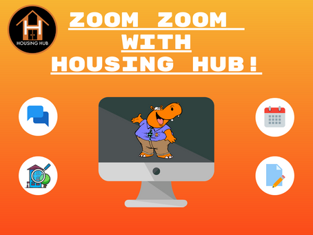 Zoom Zoom With Housing Hub!