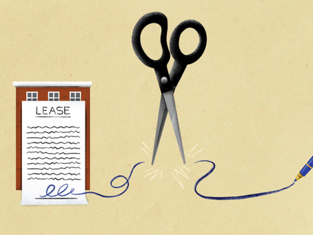 The Enforcer - Renewing & Terminating Leases