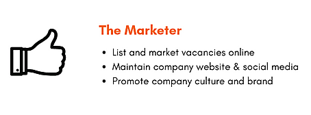 The Marketer! - The Many Hats Of A Property Manager!