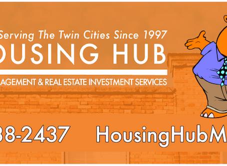 Housing Hub History: What We Do!