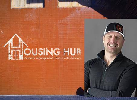 Housing Hub History: Our CEO Joe Collins!