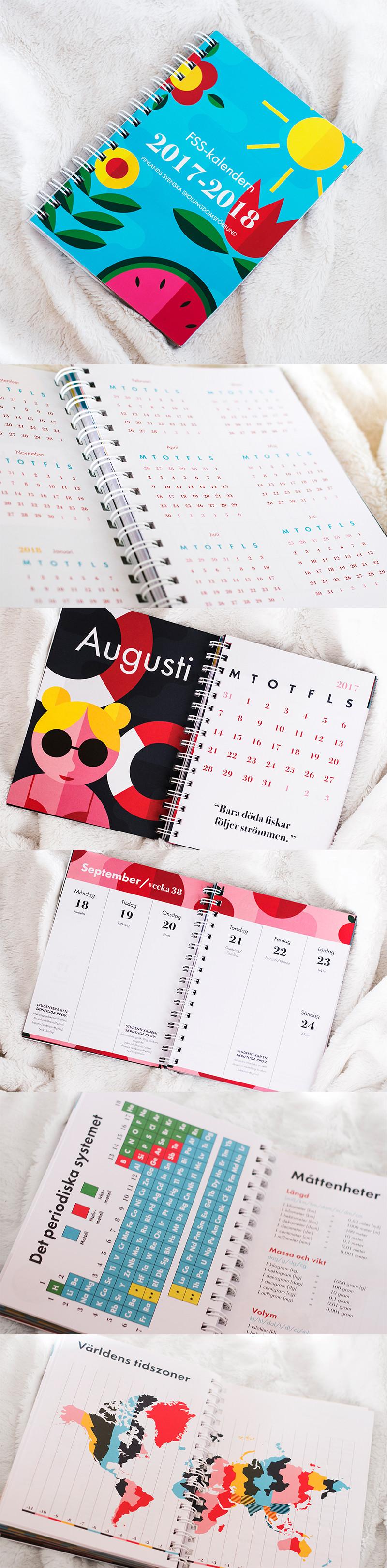 FSS-calendar