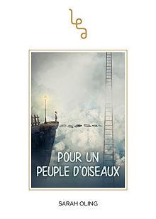 livre couverture POUR UN PEUPLE D'OISEAU