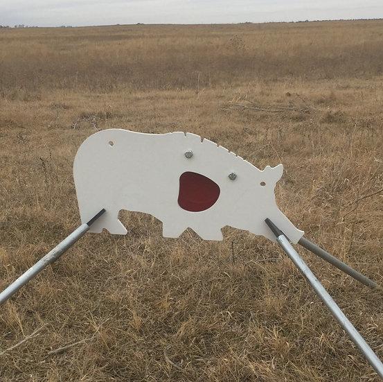 LIMITED RUN Centerfire Reactive Hog