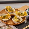 Home-made Seafood Dumplings