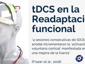 tDCS en la Readaptación funcional