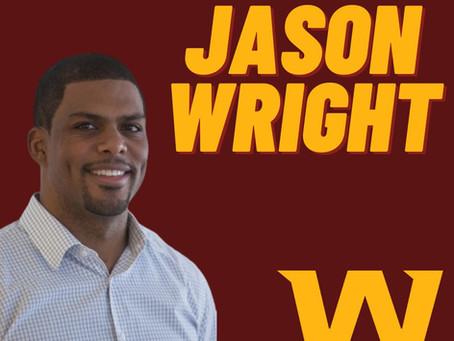 Jason Wright: o primeiro presidente negro na NFL