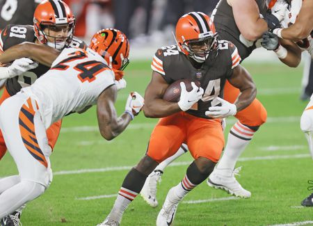 Review TNF: Bengals X Browns