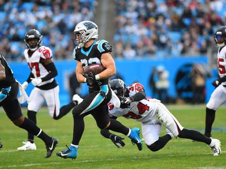 Prévia TNF - Atlanta Falcons X Carolina Panthers