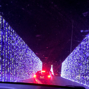 Four Weekends of Christmas Lights in Ohio!