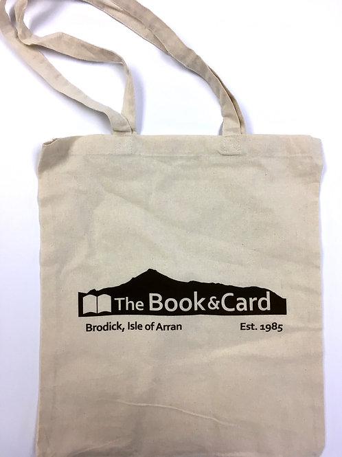 Book and Card Tote Bag