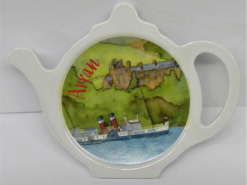 Emma Ball Arran Melamine Tea Tidy