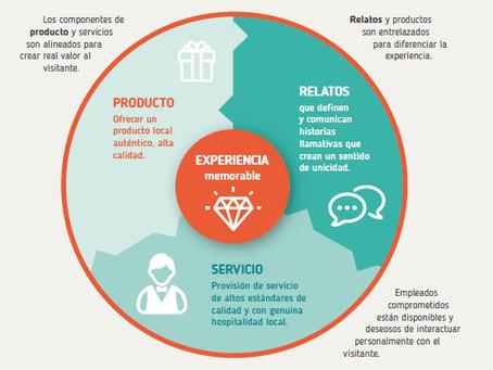 Elementos claves en una experiencia