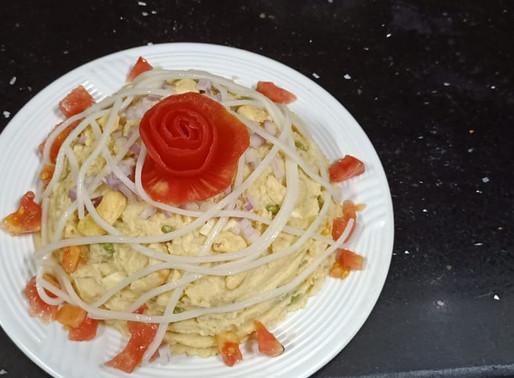 Hummus (Lebanese recipie)