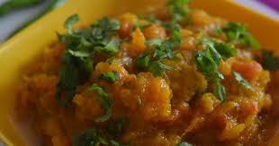 Petha Peanut Ki Sabji (pumpkin)