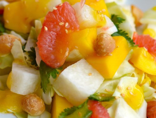 Vegetable Hawai Salad