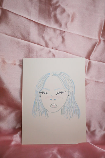 'Isla' Portrait