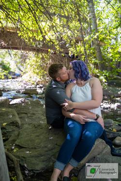 Jordanah & Dallas Engagement